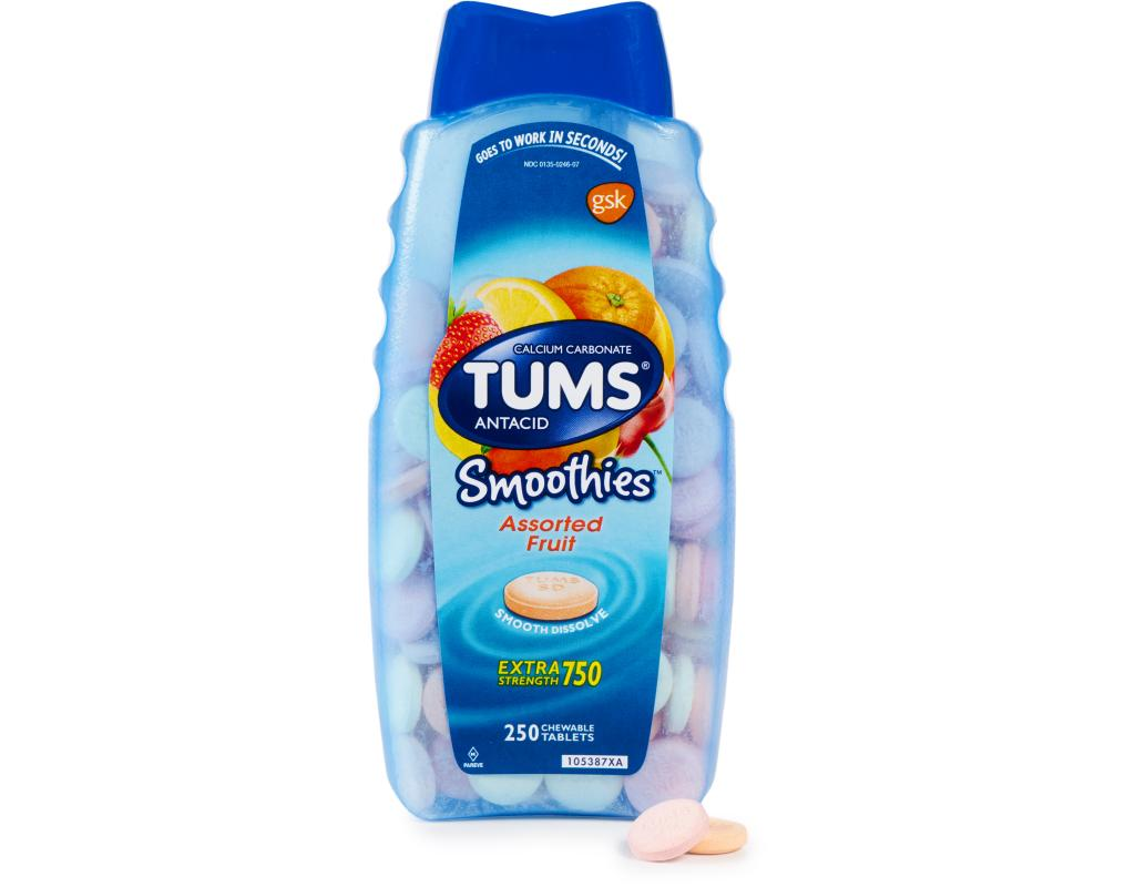 Tums Smoothies recommend