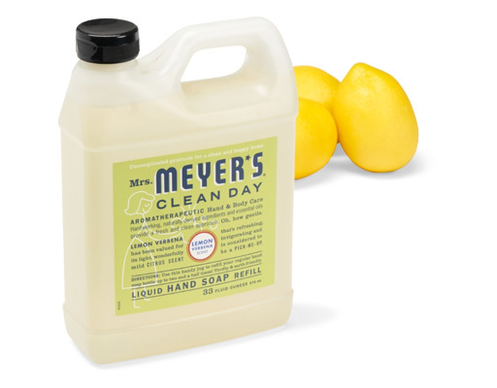 Boxed Com Mrs Meyer S Liquid Hand Soap Refill 33 Oz