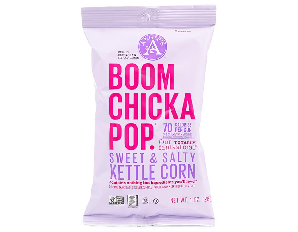 Boxed Com Boomchickapop Kettle Corn 24 Bags Sweet Amp Salty
