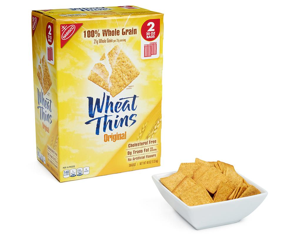 Boxed.com : Nabisco Wheat Thins Original 40 oz. - Original
