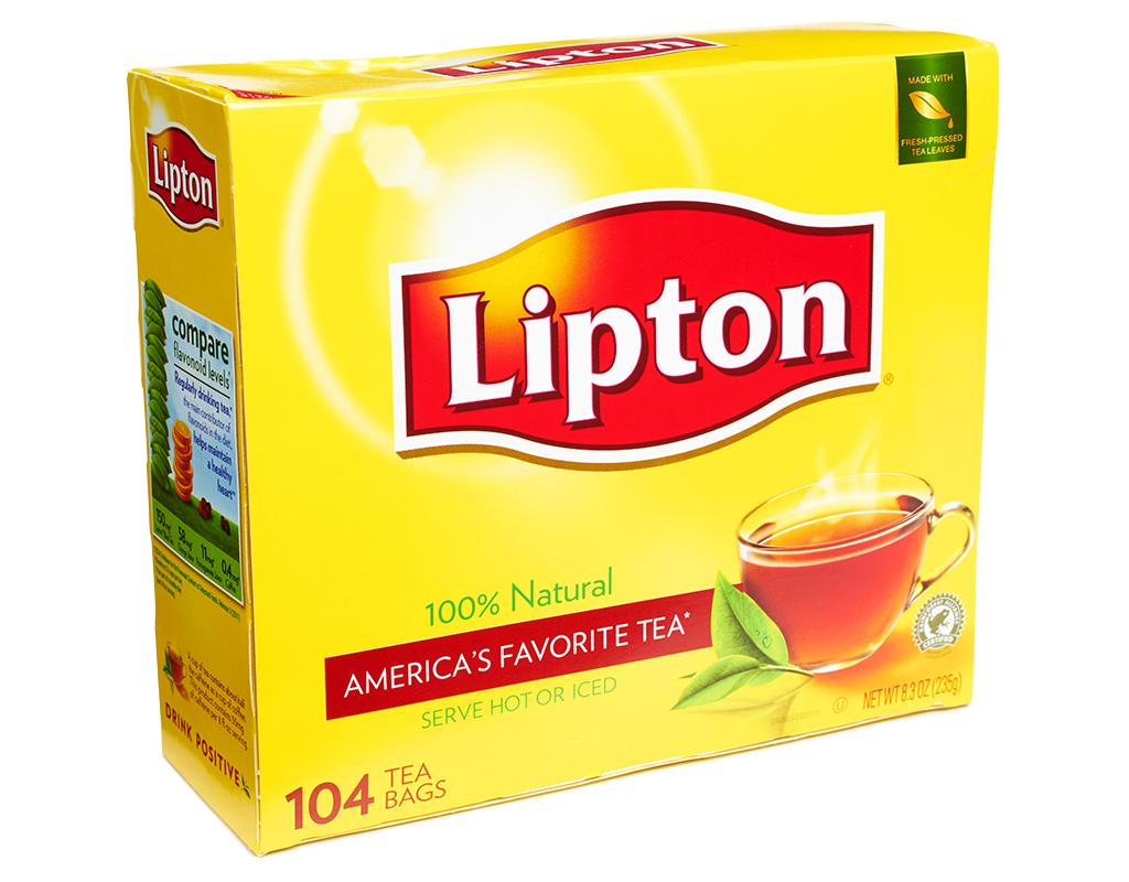 Operations quality management of lipton tea