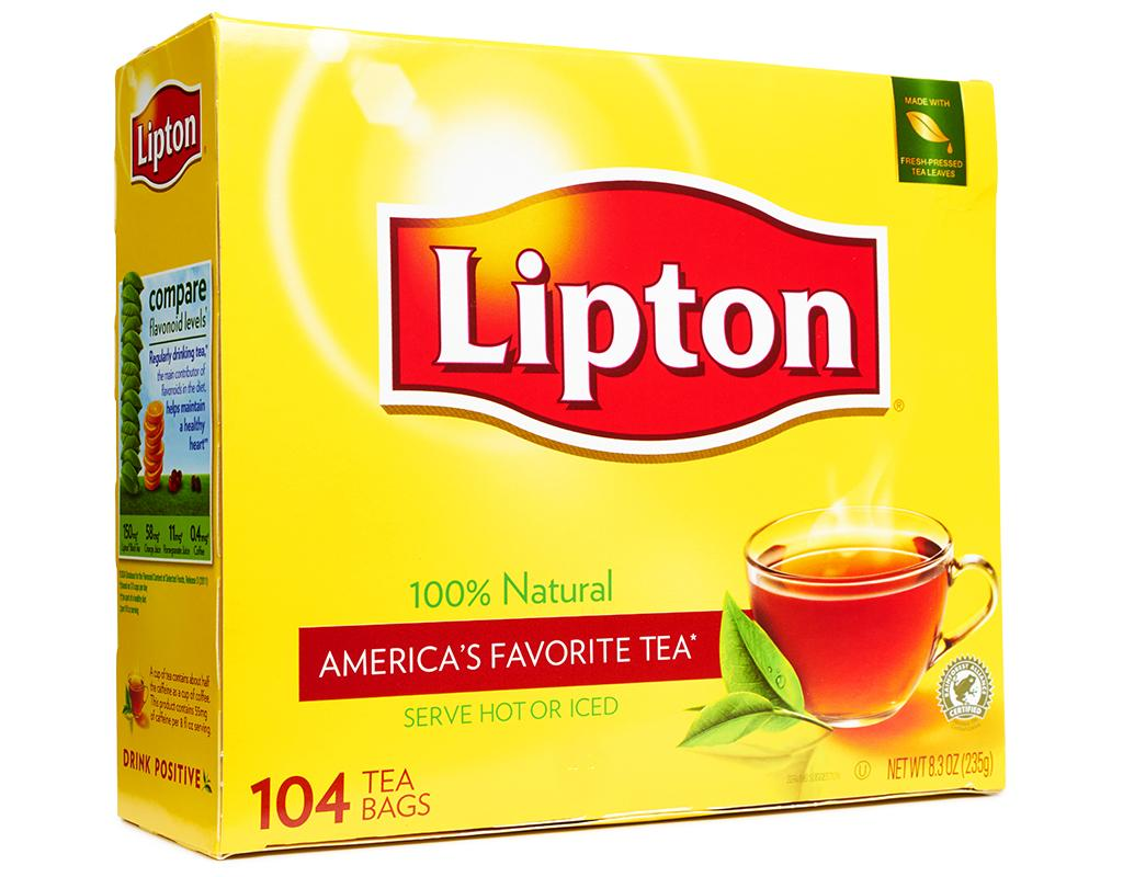 lipton tea ingredients. Black Bedroom Furniture Sets. Home Design Ideas