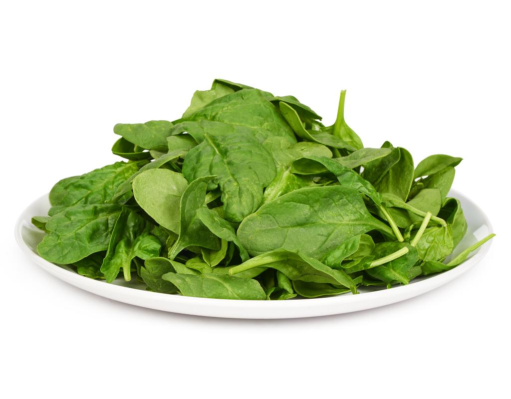 Boxed Com Fresh N Natural Organic Baby Spinach 1 Lb