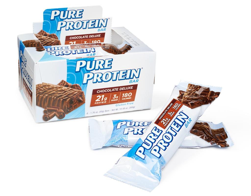 Boxed Com Pure Protein 18 Bars Variety Pack