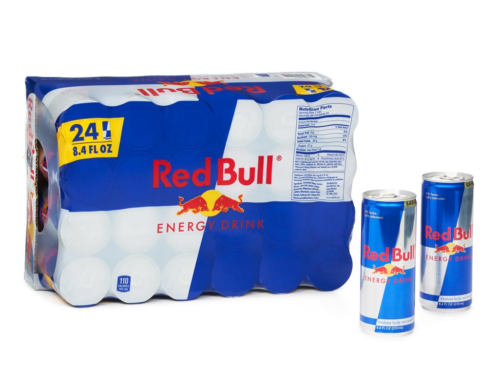 red bull energy drink 24 x 8 4 oz. Black Bedroom Furniture Sets. Home Design Ideas