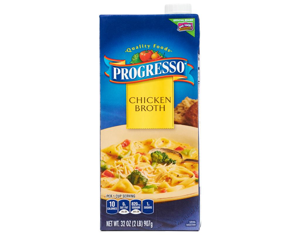 """progresso you gotta taste this soup Progresso rich & hearty chicken and homestyle noodle soup from who makes the best store-bought chicken soup  and an """"even stranger canned soup taste ."""