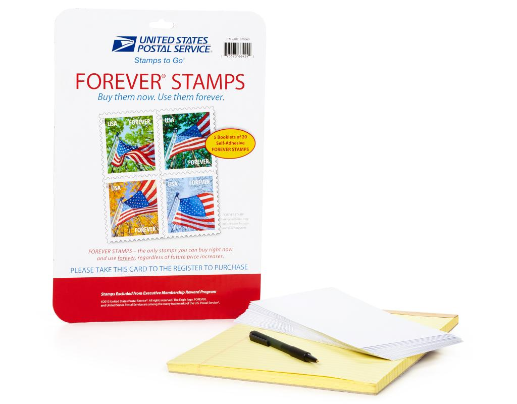 Usps coupon code for forever stamps
