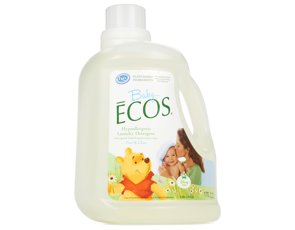 Boxed Com Baby Ecos Laundry Detergent 170 Oz Free Amp Clear