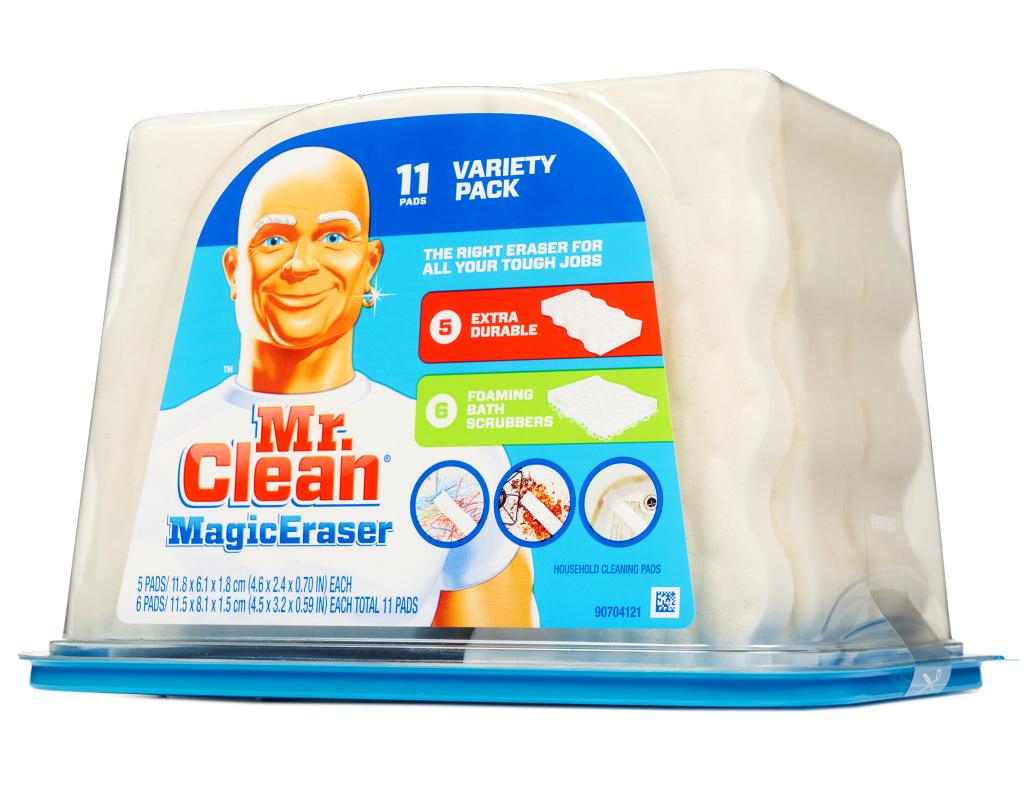 Boxed Com Mr Clean Magic Eraser 11 Count Variety Pack