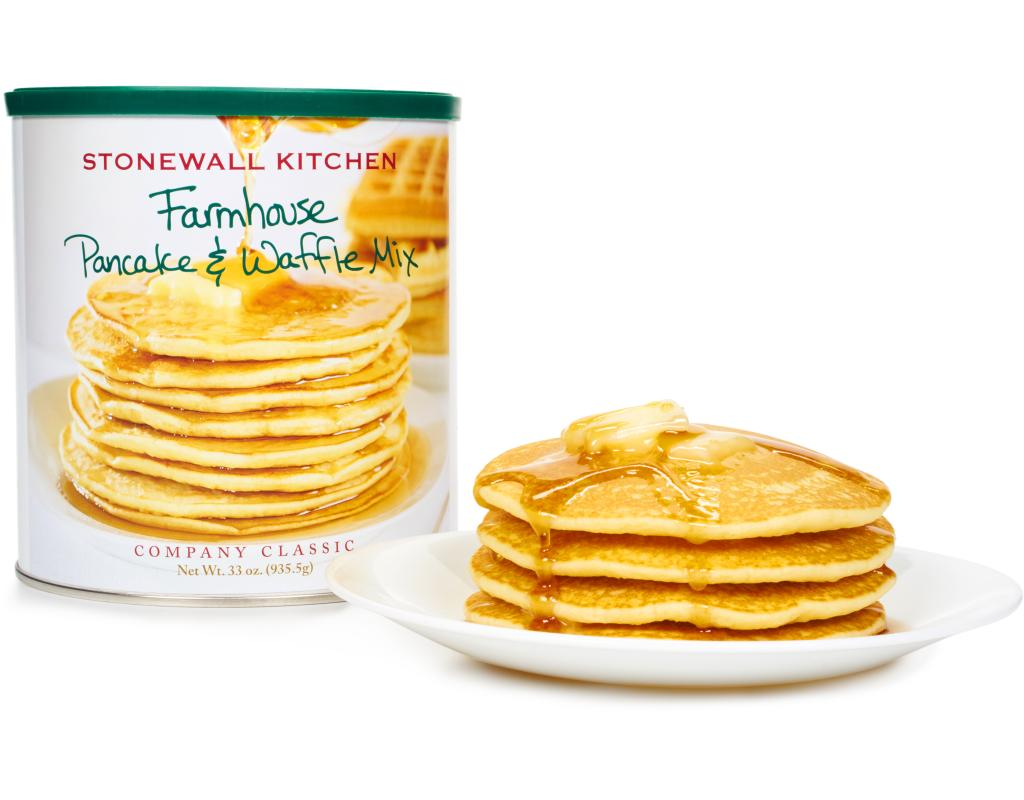 Stonewall Kitchen Pancake Waffle Mix 33 Oz Farmhouse Batter