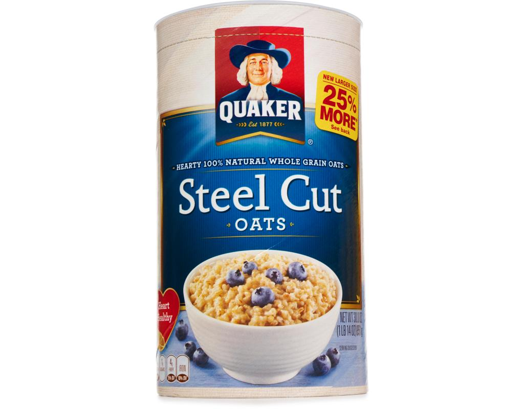 Boxed.com : Quaker Steel Cut Oats 30 oz.