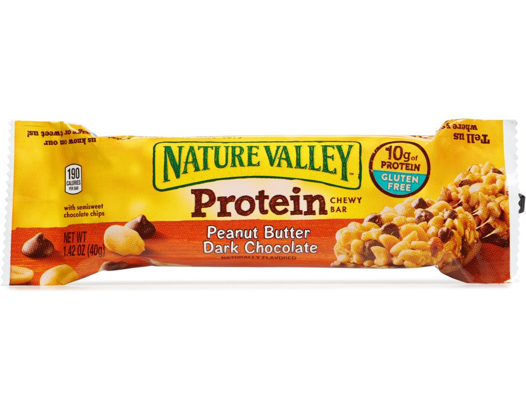 Boxed Com Nature Valley Protein Chewy Bars 26 Bars Pb