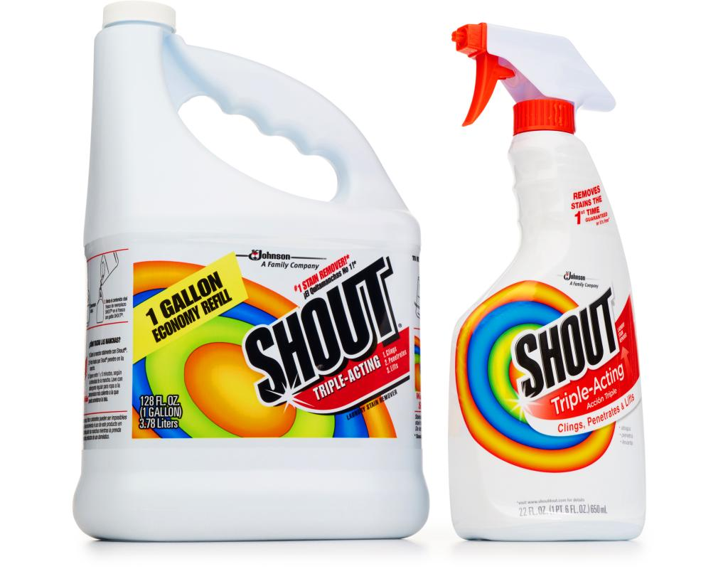 Boxed Com Shout Laundry Stain Remover 22 128 Oz