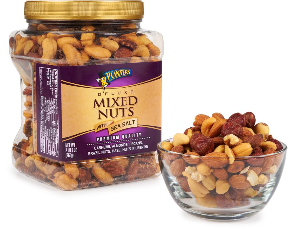 Deluxe Mixed Nuts - Bing images