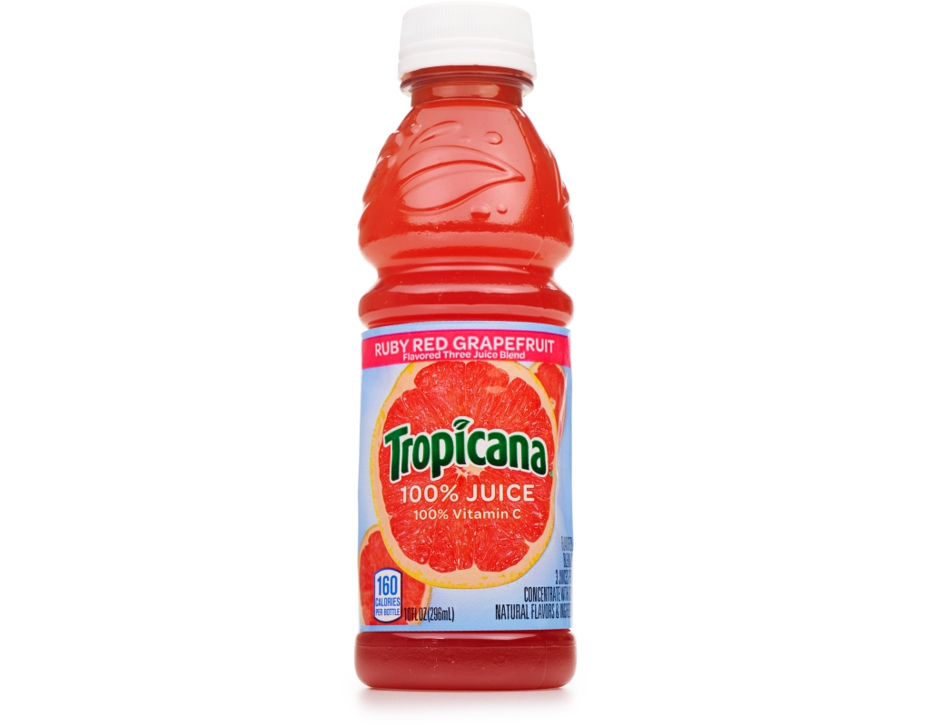 an analysis of the emotional appeal in the tropicana ruby red grapefruit juice advertisement