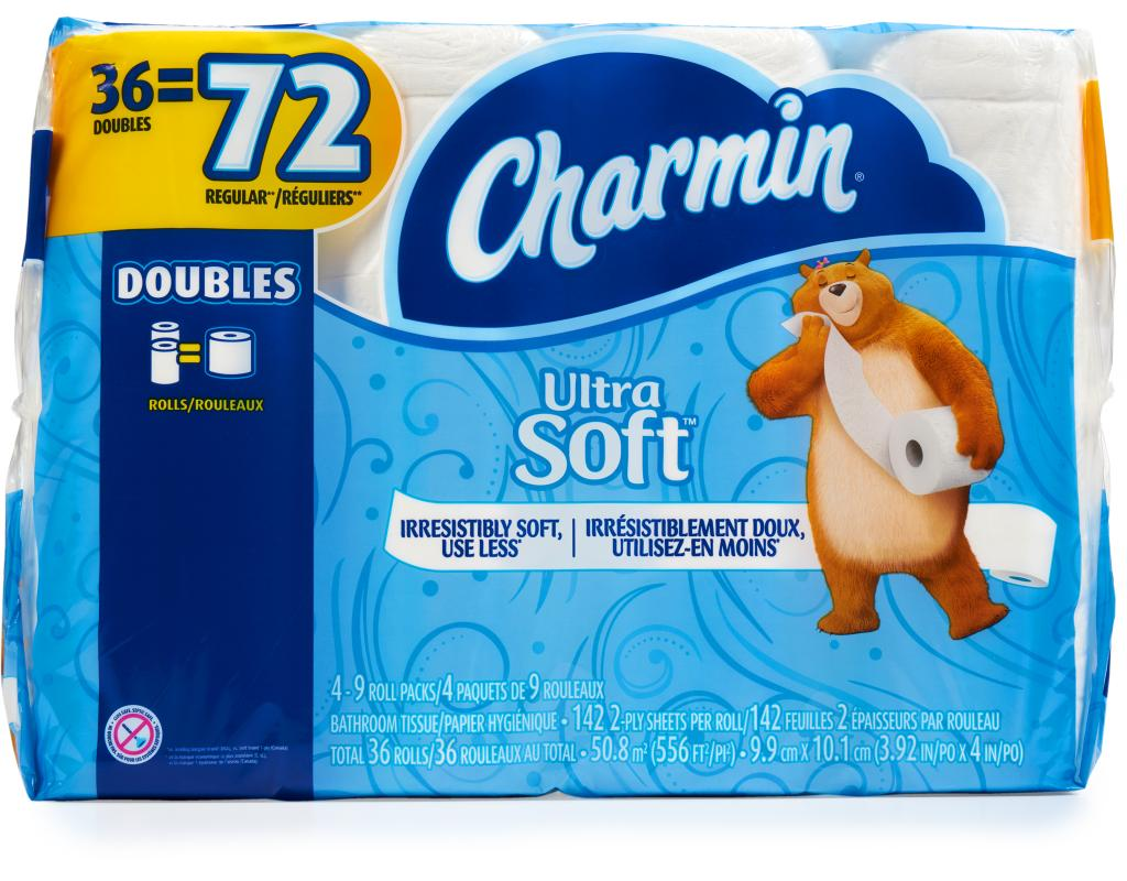 Charmin Ultra Soft Bath Tissue Wholesale Paper Products