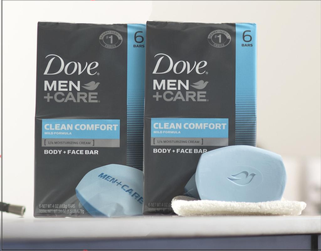 dove men care swot Dove gives guys a break in men+care push but that's a different target of men 24 and under dove men+care aims at men.