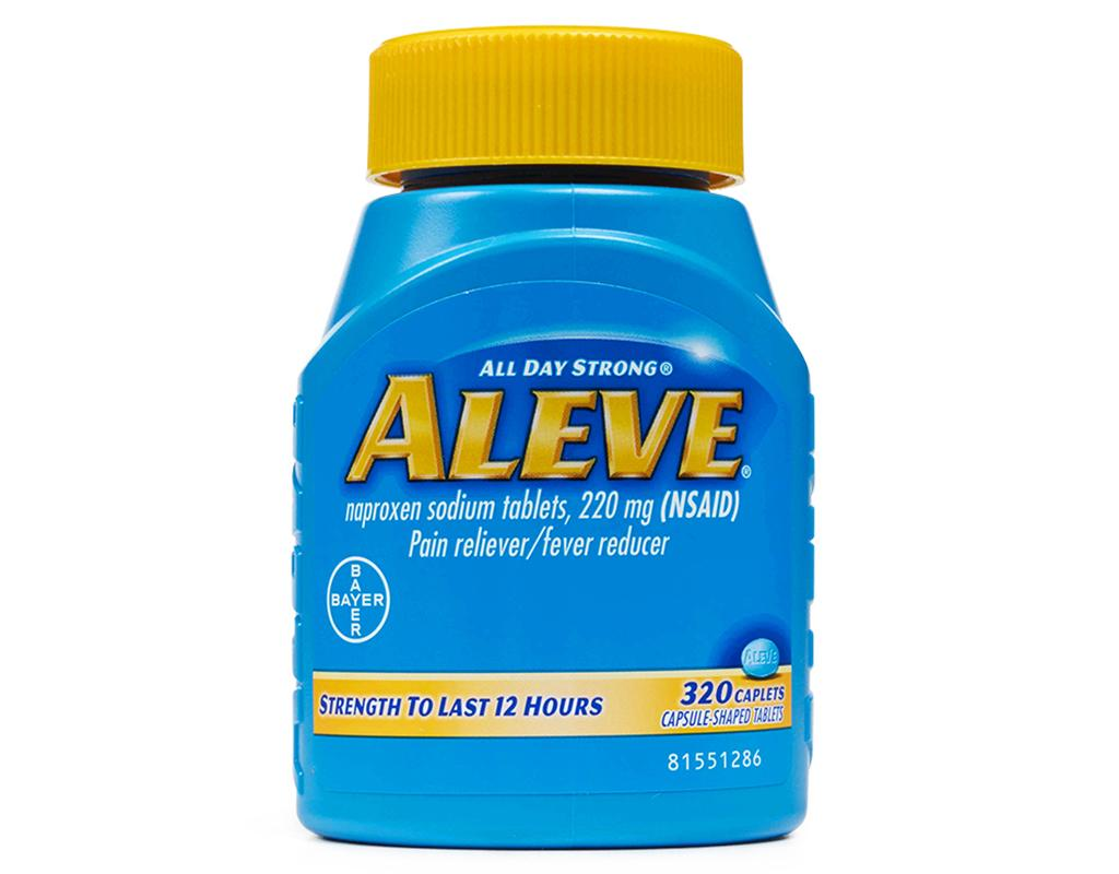 Aleve 320 Caplets - 220mg | Boxed
