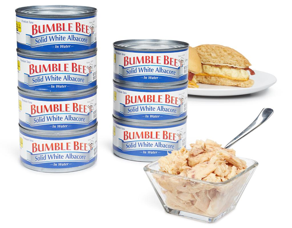White Albacore | Boxed Com Bumble Bee White Albacore 8 X 7 Oz Cans