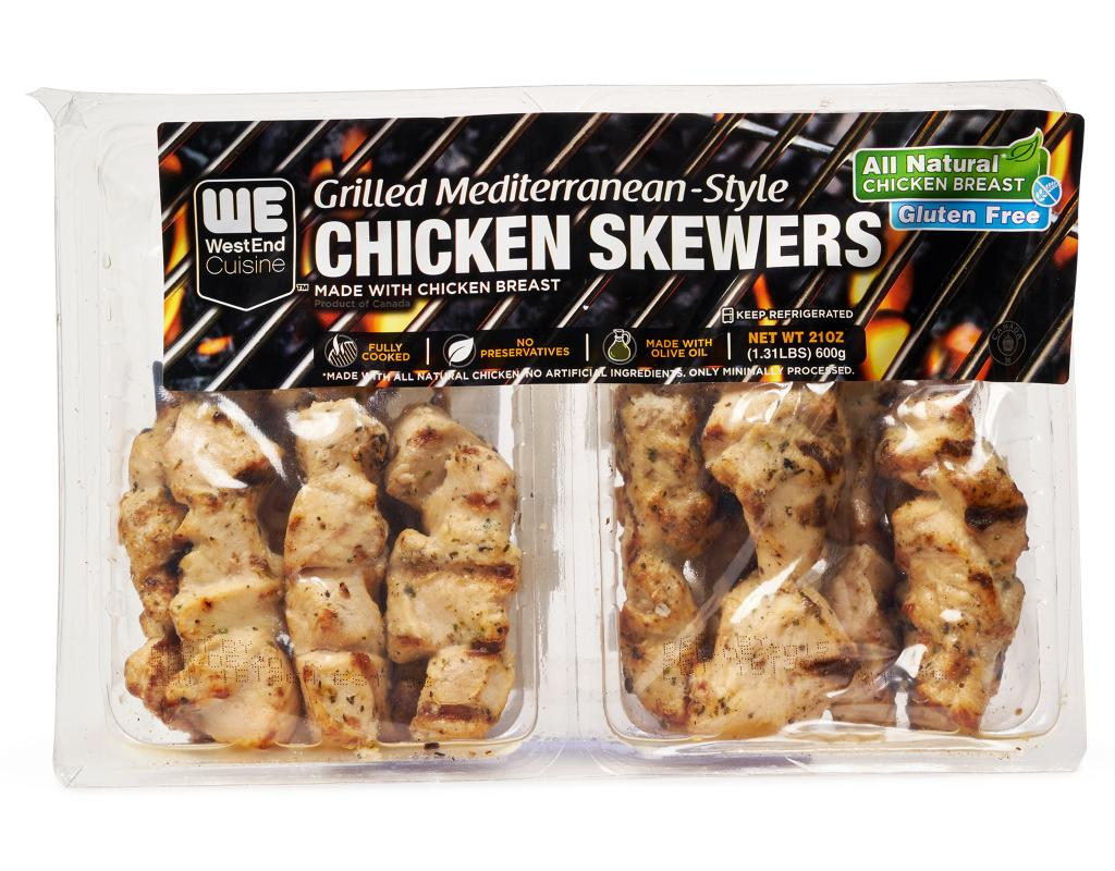 Chicken Skewers Costco