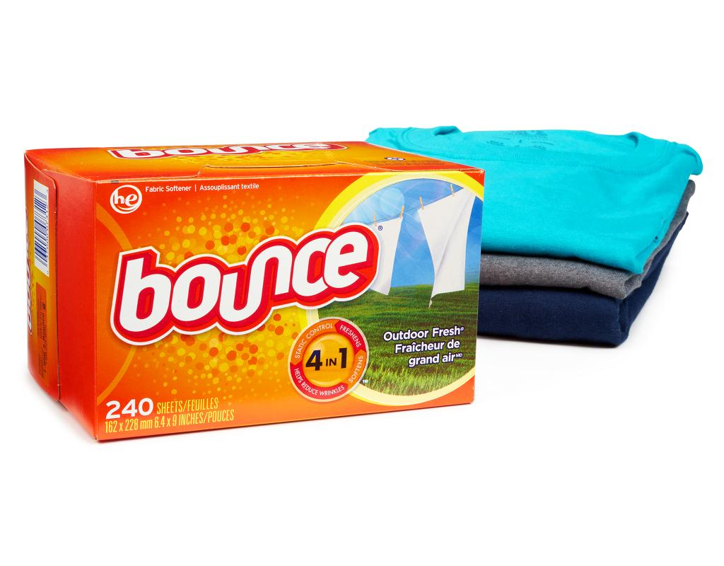 bounce dryer sheets 240 sheets outdoor fresh boxed