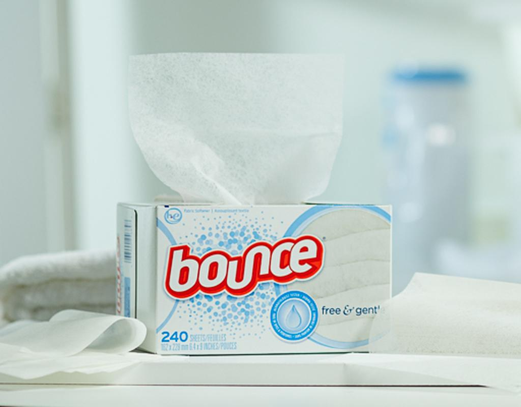 bounce dryer sheets fabric softener 240 count free