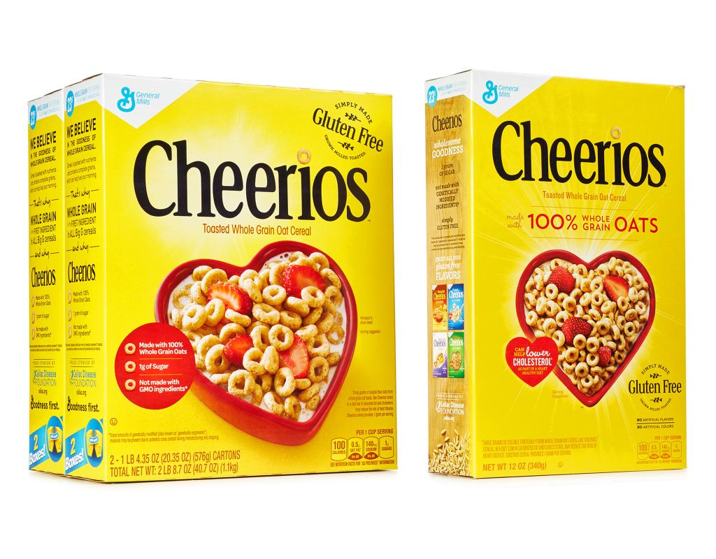 Cheerios General Mills Cereal Bulk Breakfast Products On The Go Pink Cheerio Click Image To Zoom 11444 Customers Love This Item