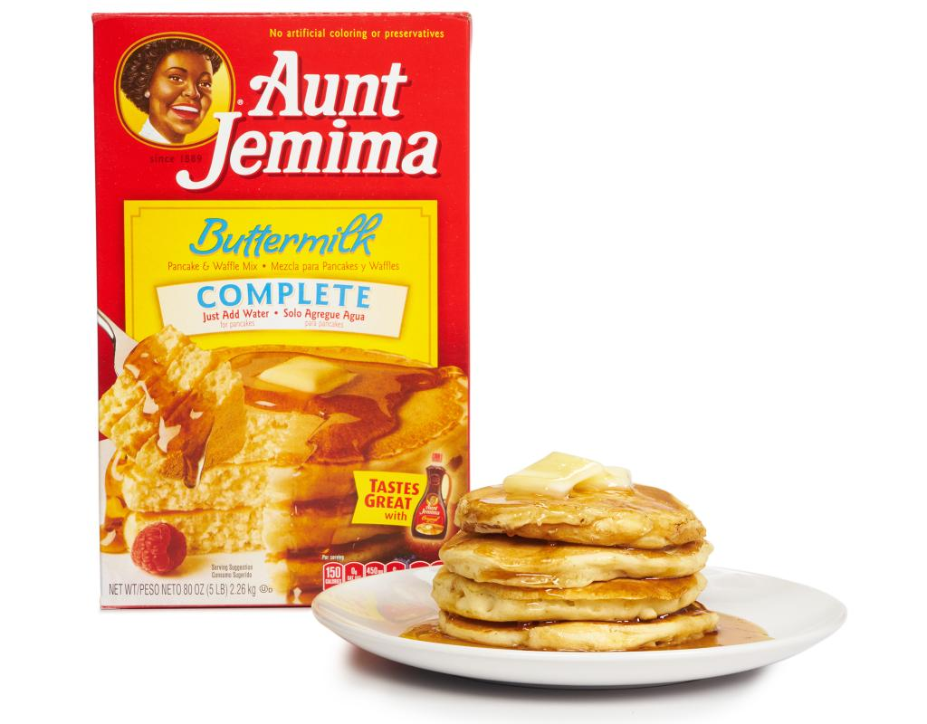Aunt jemima buttermilk pancake waffle mix wholesale breakfast click image to zoom ccuart Gallery