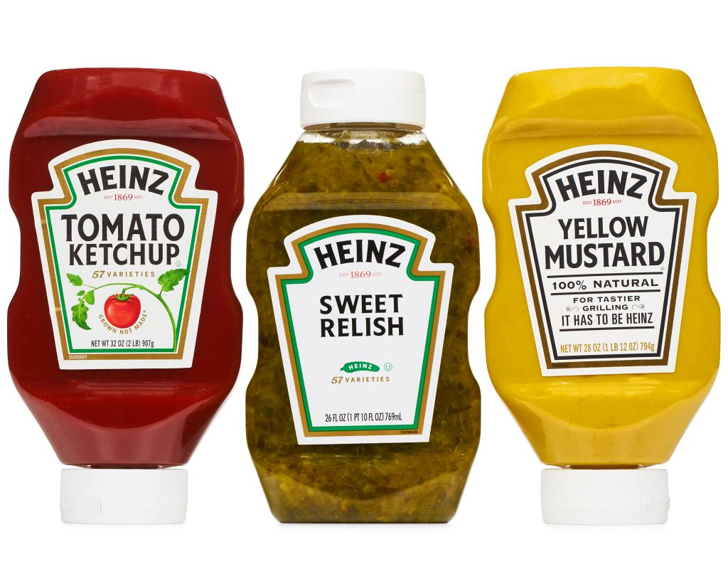 how to pack ketchup for lunch