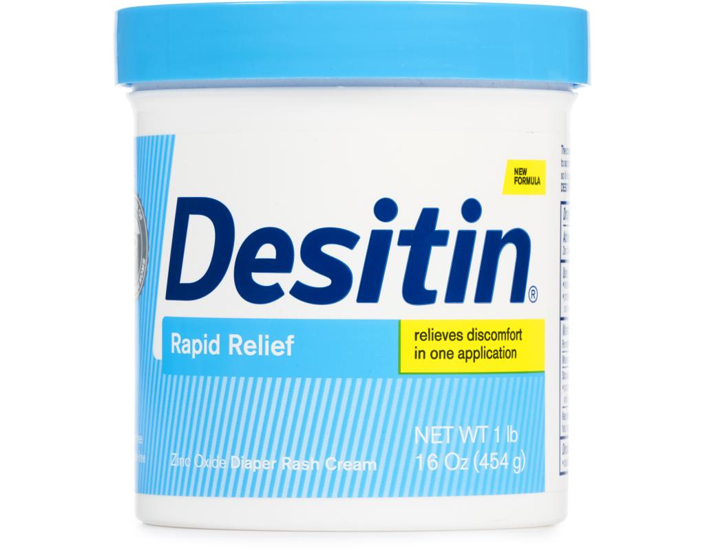 Desitin Rapid Relief Cream 16 oz. | Boxed