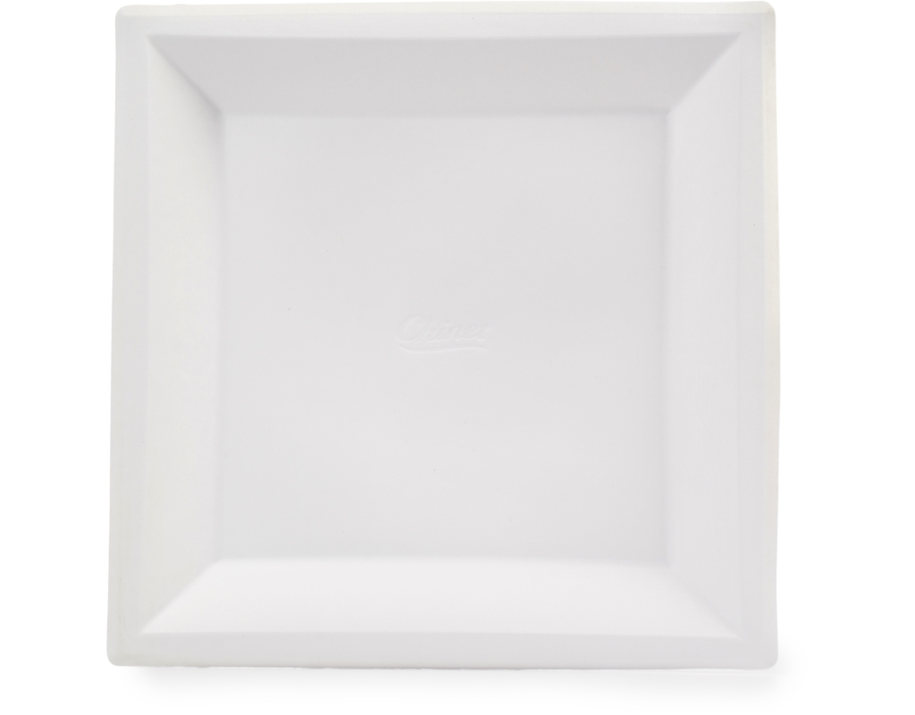 Click image to zoom  sc 1 st  Boxed & Chinet White Square Dinner Plate 135 Count | Boxed