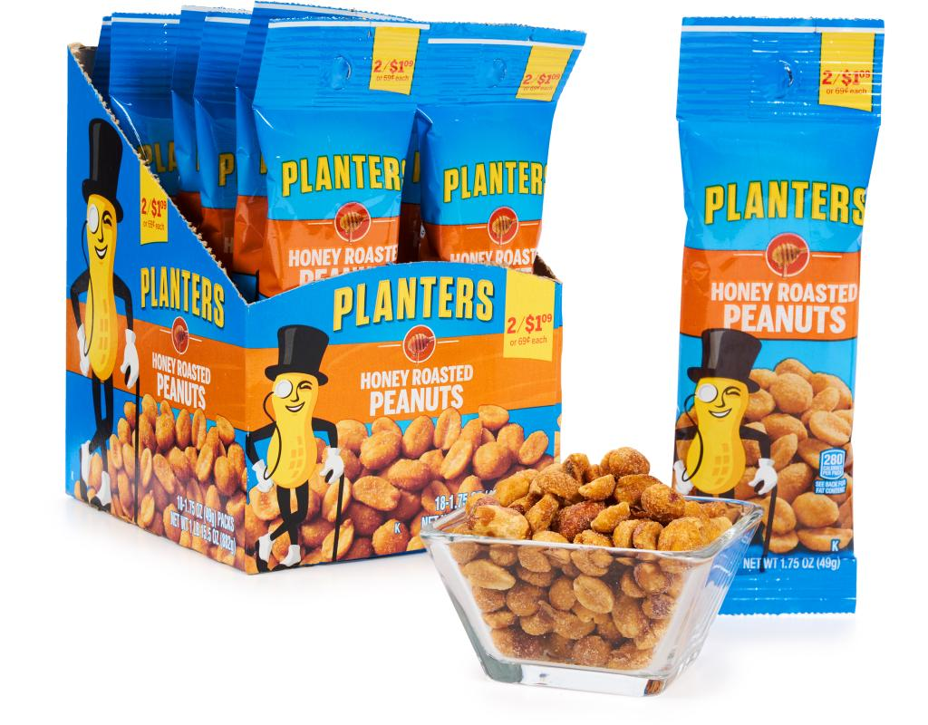mix oz bag planter chocolate trail planters product nuts