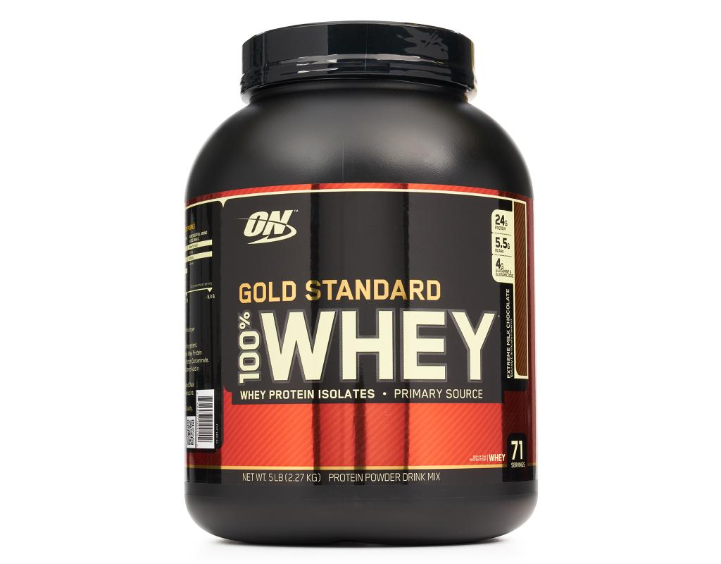 Whey Gold Standard Lbs Extreme Milk Chocolate