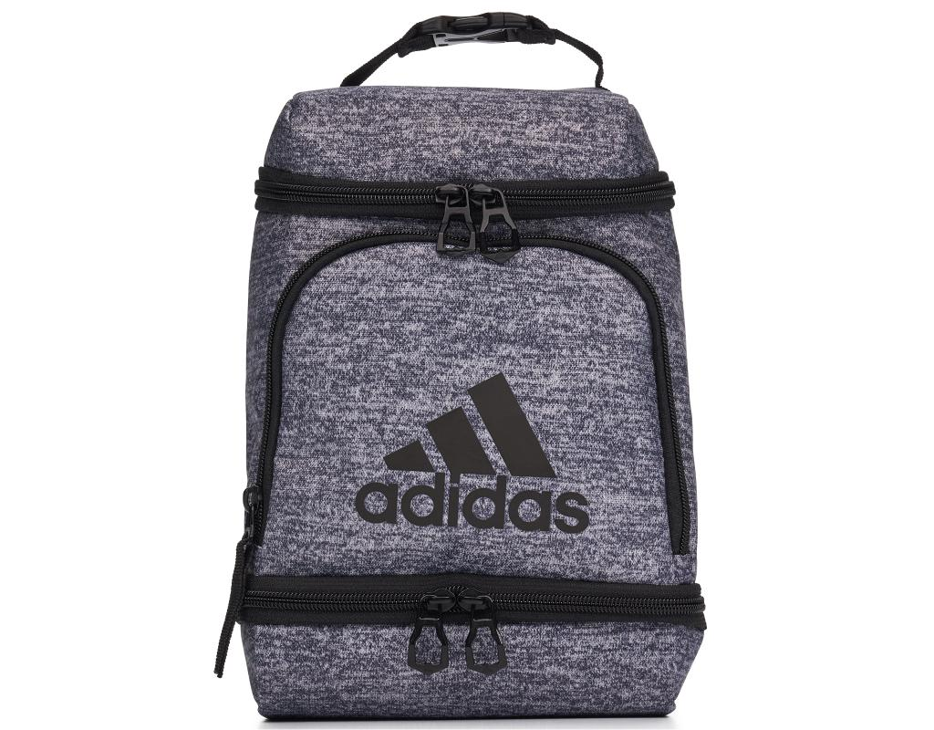 3468bd35d91 Adidas Excel Insulated Lunch Bag Grey | Boxed