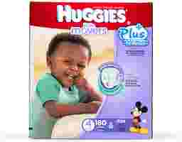 Huggies - Little Movers Plus+