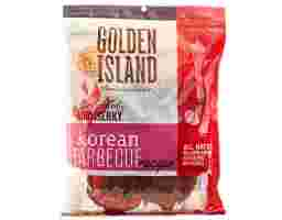 Golden Island - Pork Jerky