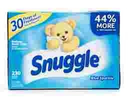 Snuggle - Fabric Softener Dryer Sheets