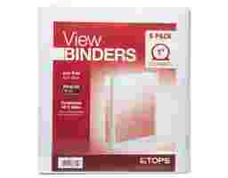 Tops - View Binders