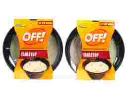 OFF! - Tabletop Triple Wick Candle