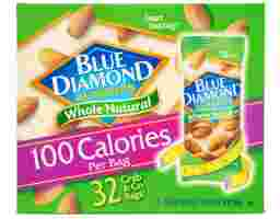 Blue Diamond - Whole Natural Almonds