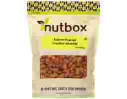 The Nutbox - Natural Roasted Almonds