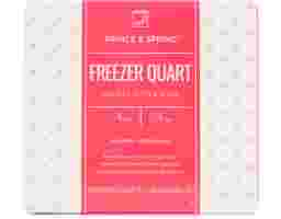 Prince & Spring - Double Zipper Freezer Bags