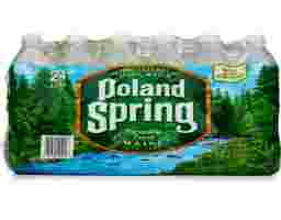 Poland Spring - 100% Natural Spring Water