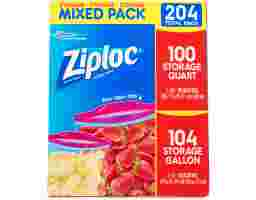 Ziploc - Easy Open Bags Variety Pack
