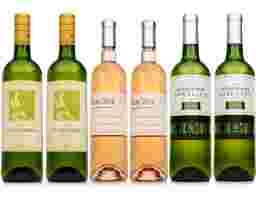 The French White Wine Collection