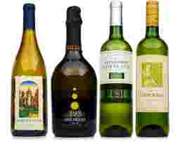 Cool & Crisp White Wines