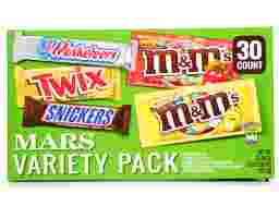 Mars - Full Size Candy Pack