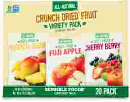 Sensible Foods - Crunch Dried Fruit