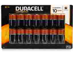 Duracell - D Batteries