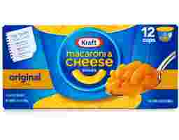 Kraft - Macaroni & Cheese Dinner